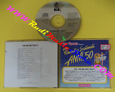 CD QUEI ROMANTICI SCATENATI ANNI 50 The Girl Can't Help It QRSAC 32A COMPIL(C30)