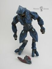 McFarlane Toys Halo Reach Series 1 BLUE ELITE MINOR with Needler Action Figure