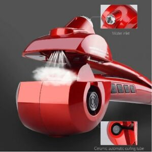 Curling Iron Ceramic Roller Waver Machine Fast Heating Roller Curly Hair Lady Te