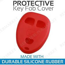 Remote Key Fob Cover Case Shell for 2007 2008 2009 2010 Pontiac G5 Red