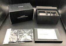 Fujifilm Fujinon XF 60mm F/2.4 R Macro Lens Fuji 2.4