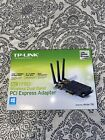 TP-LINK AC1750 Archer T8E Wireless Dual Band 2.4/5GHz PCI Express Adapter