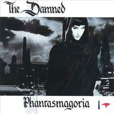 THE DAMNED - PHANTASMAGORIA NEW CD