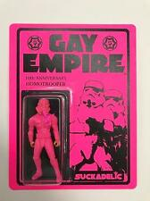 GAY EMPIRE 10TH ANNIVERSARY EDITION ACTION FIGURE SUCKADELIC SUCKLORD VINYL TOY