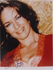 CATHERINE BACH Signed Autographed THE DUKES OF HAZZARD DAISY DUKE 8x10 PHOTO COA