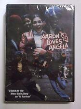 "Aaron Loves Angela DVD *BRAND NEW* ""Romeo Juliet/West Side Story Set in Harlem"""
