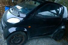 Smart 450 cdi Diesel schwarz 75PS Bj2000