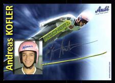Andreas Kofler Autogrammkarte Original Signiert Skispringen + A 107502