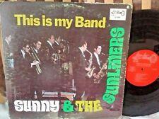 Sunny & The Sunliners - This Is My Band (Key-Loc) Rare Orig.Tex Mex Funk Soul LP