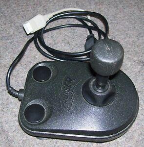 Atari ST STE VCS Commodore Amiga 500 600 1200 Computer Console Cruiser Joystick
