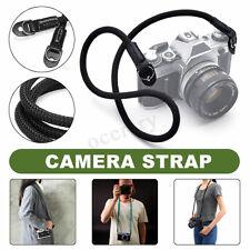 Corda corda cuoio fotocamera tracolla 100cm (ascoltando rock corda statica) univ