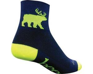 """Sockguy 3"""" Socks (Bear Me)"""