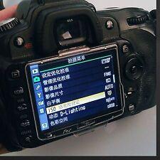 For Nikon DSLR D600/D61 Hard Pastic Screen LCD Cover Screen Protector BM-14 LK3