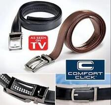 US! Comfort Click Belt for Men Automatic Lock Belts 28