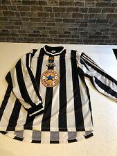 Newcastle United 1997/99 Home Shirt Long Sleeve Large / XL Never Worn