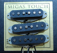 For Stratocaster '65 Vintage Pickups Set Hand Wound by Migas Touch Strat #7