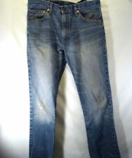 Long High Loose Rise 34L Jeans for Men