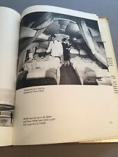 BOAC SPEEDBIRD BOOK 1962 VICKERS VC10 BOEING 707 FANTASTIC VINTAGE B.O.A.C. BOOK