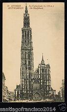 Belgie 76.-Anvers -30 La Cathédrale (h.123 m.) (Albert)