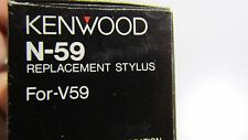 Kenwood ReplacementSTYLUS / NEEDLE N-59 for v59 RECORD PLAYER/DECK/TURNTABLE