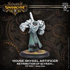 Warmachine BNIB-scyrah-rétribution bataille mage solo maison shyeel artificer