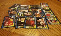 1991 MAXX RACING CARDS LOT OF 20