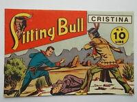cristina albo saturniasitting bull91949fumetti western Marijac Dut schiocchi