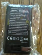 Travel camera charger for Cannon battery NB11L