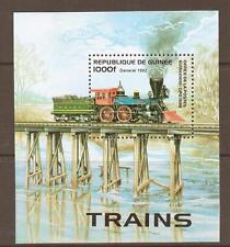 Guinean Sheet Postal Stamps