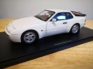 Autoart 1:18 Porsche 944 #77958 (White)