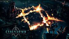 Crackdown 3 Game Poster 28'' x 15''