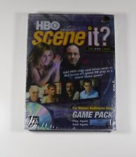 Scene it? HBO Game Pack DVD Game 2005 (Sopranos, Sex in City, Six Feet Under)