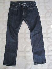 """Men's Levi's 511 Skinny Fit Dark Wash Jeans sz 33x30.5"""" *VGUC #06"""