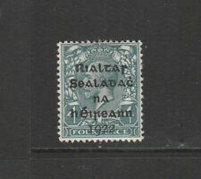Ireland 1922 Type 1, Dollard, 4d MM SG 6