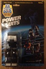 GOBOTS POWER SUITS GB-P4 CARDED  SCARCE