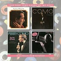 Perry Como - I Think Of You / Perry Como In Nashville / Just [New CD]