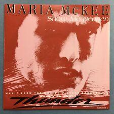 Maria McKee - Show Me Heaven - Epic 656303-7 Ex+ Condition A1/B1