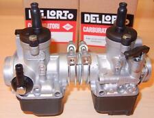 Dellorto PHBL 24mm PAIR carburetors to fit Honda 160, make your own manifolds