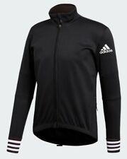 adidas Adistar Over Long Sleeve Cycling Jersey Size XL Cw7727 Black