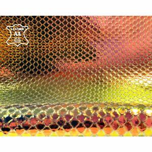 Holographic Leather // Unique Mermaid Print Hologram Shades // Shiny Colorful Me