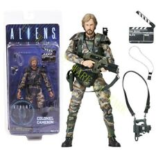 "NECA Alien 30TH Ann Colonel Director James Cameron 7"" EXCLUSIVE  Figure Model"