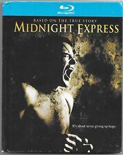 Midnight Express Blu-ray Digi Book New (Brad Davis) All Regions Free Post