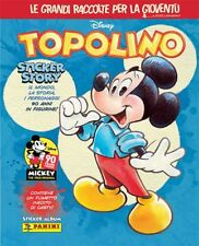 evado mancoliste figurine TOPOLINO Sticker Story  Panini 2018 € 0,25  vedi lista