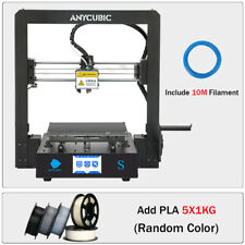 ANYCUBIC Mega S 3D Printer Upgrade Full Metal Resume Print Huge Build Size + PLA