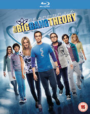 The Big Bang Theory - Season 1-6 [2013] [Region Free] (Blu-Ray)