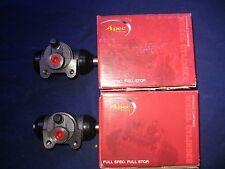 all models RENAULT LAGUNA Mk 1 Rear Brake Wheel Cylinder Pair 1994 to 2000