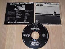 VOLKER KARIS CD - SCHÖNE PERSPECTIVES / MOOD RECORDS NEUF