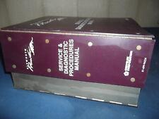 1997 PLYMOUTH PROWLER REPAIR SHOP SERVICE MANUAL FACTORY SET