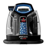 Bissell Carpet Portable Deep Cleaner Spot Cleaning Wave Heat Extractor Stain