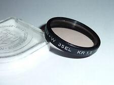 B + W claraboyas filtro kr1, 5 para Minox am